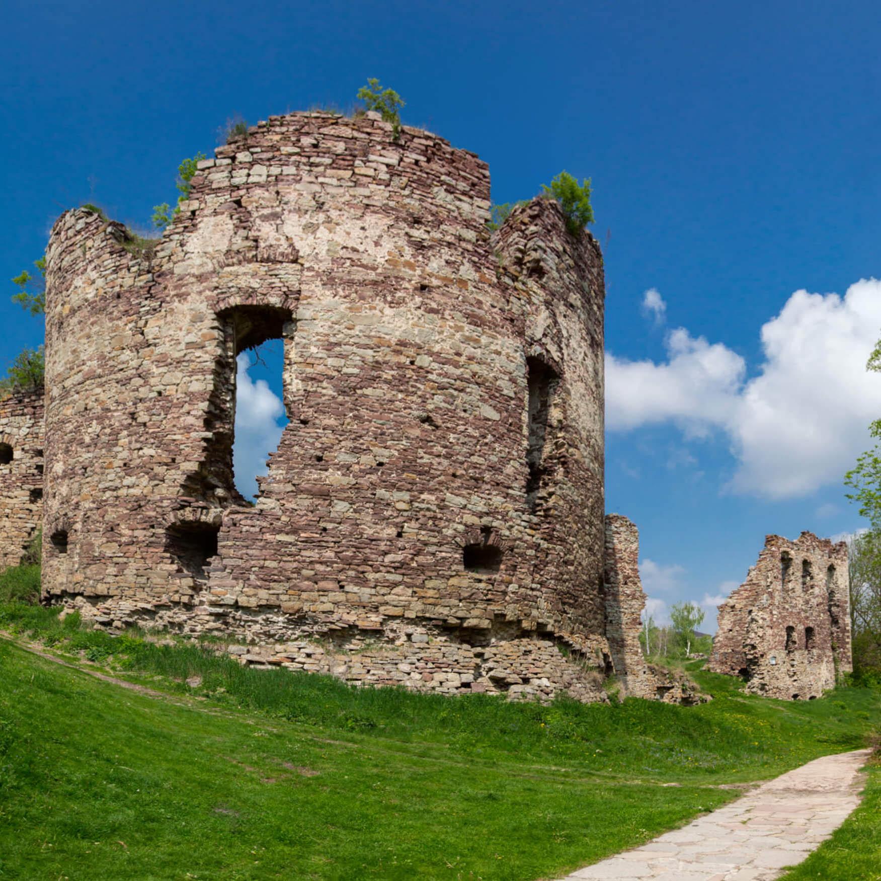 Бучаький замок