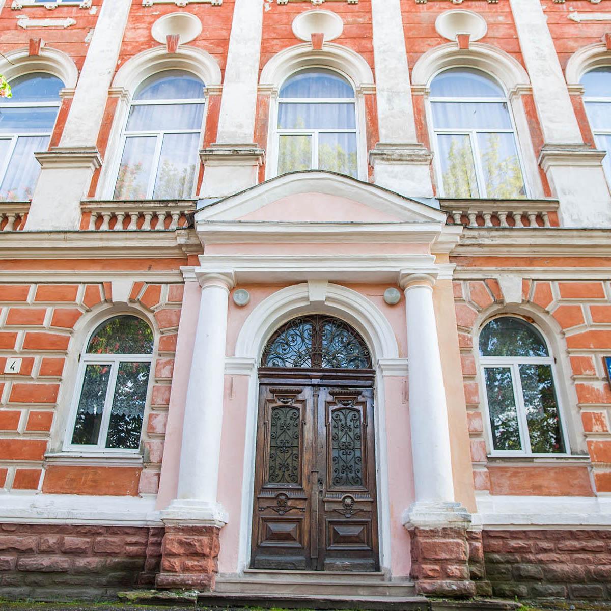 Бучацька гімназія